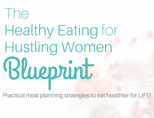 healthy eating for busy moms