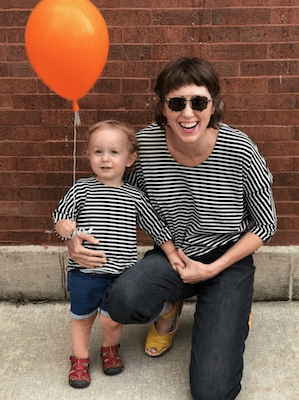 matching mom and baby clothes