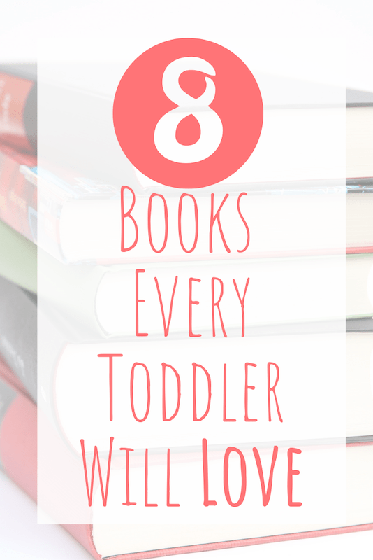 Books toddlers love