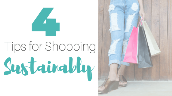 sustainable shopping tips