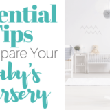 tips to prepare baby's nursery