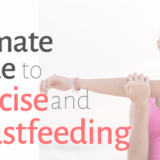exercise and breastfeeding