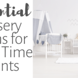 essential nursery items for first time parents - Blog