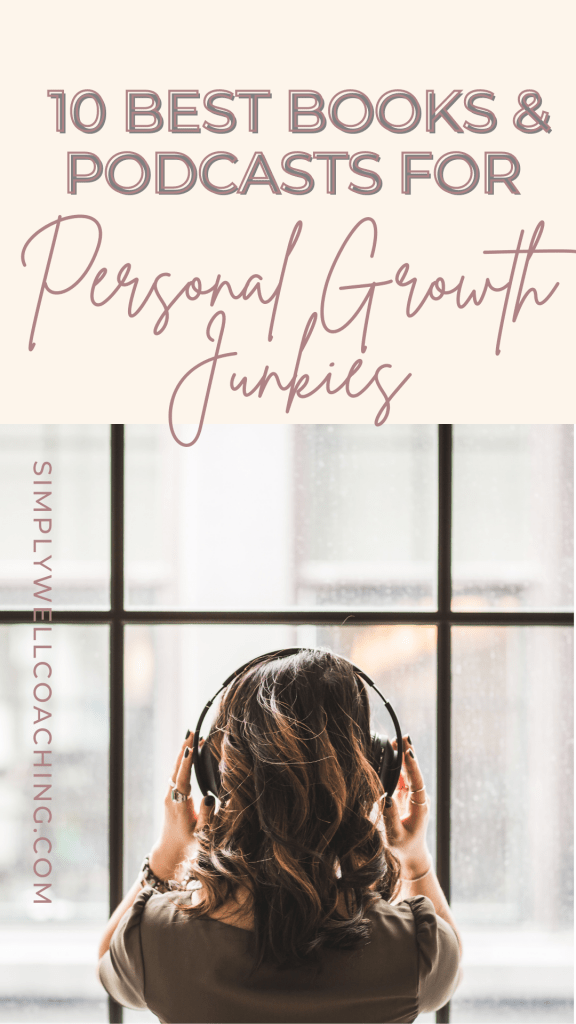 It amazes me, the incredible amount of content available to us. Here are my top 5 podcasts and top 5 books in the Personal-development, self-improvement genre.